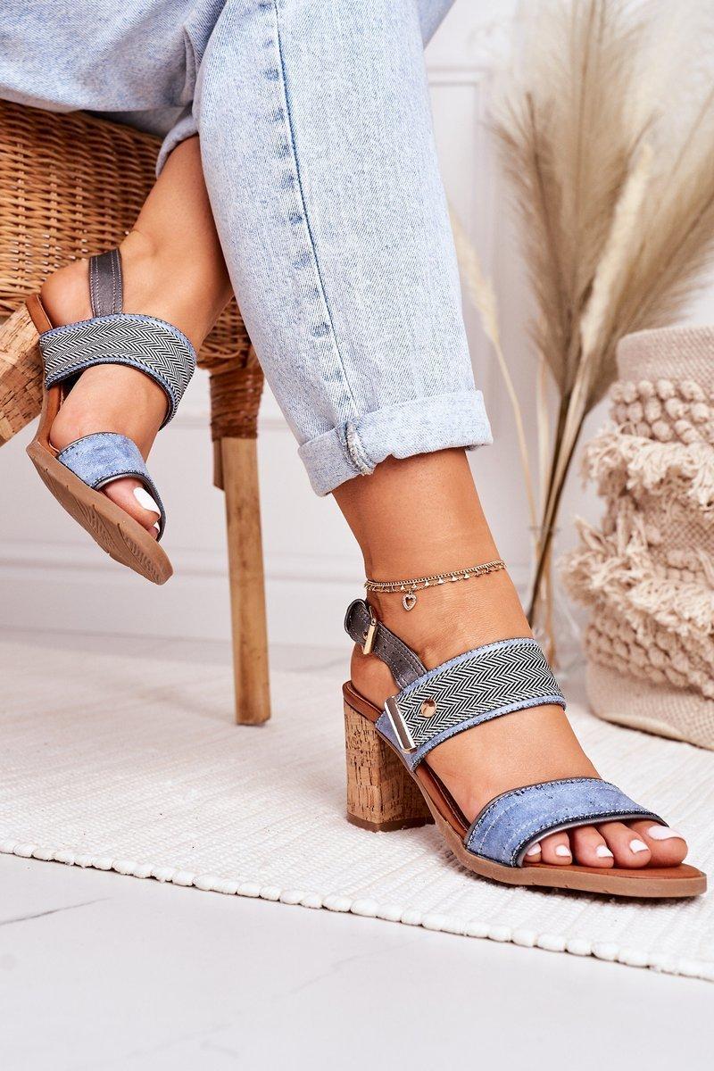 Letné sandálky 😎 🌞 👠 👡